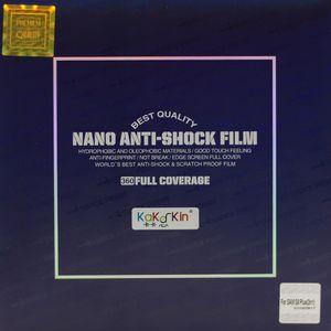 محافظ صفحه نمایش شیشه ای کاکاسکین مدل Shock Proof مناسب برای گوشی موبایل سامسونگ s8 پلاس