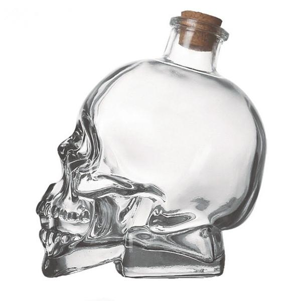 بطری طرح اسکلت کد GL100