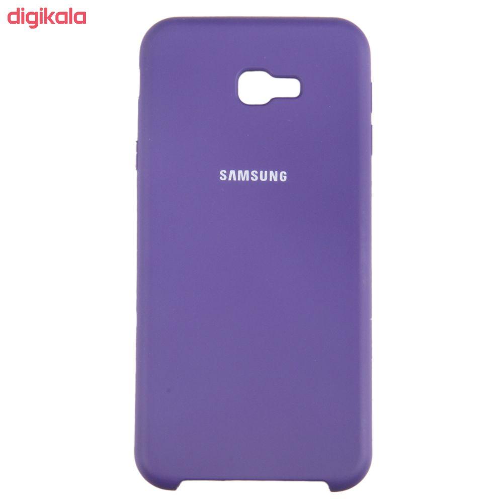 کاور سیلیکونی مدل 006 مناسب برای گوشی موبایل سامسونگ Galaxy j4 plus main 1 1