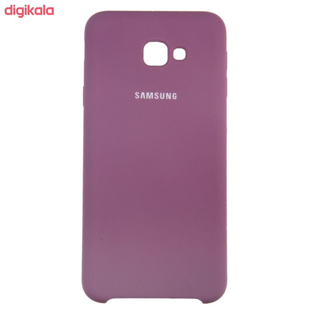 کاور سیلیکونی مدل 006 مناسب برای گوشی موبایل سامسونگ Galaxy j4 plus main 1 2
