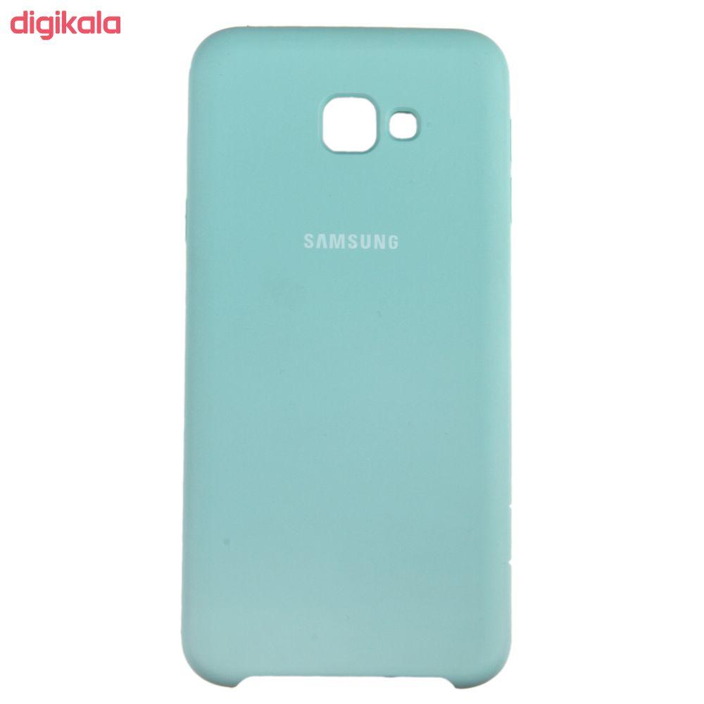 کاور سیلیکونی مدل 006 مناسب برای گوشی موبایل سامسونگ Galaxy j4 plus main 1 3