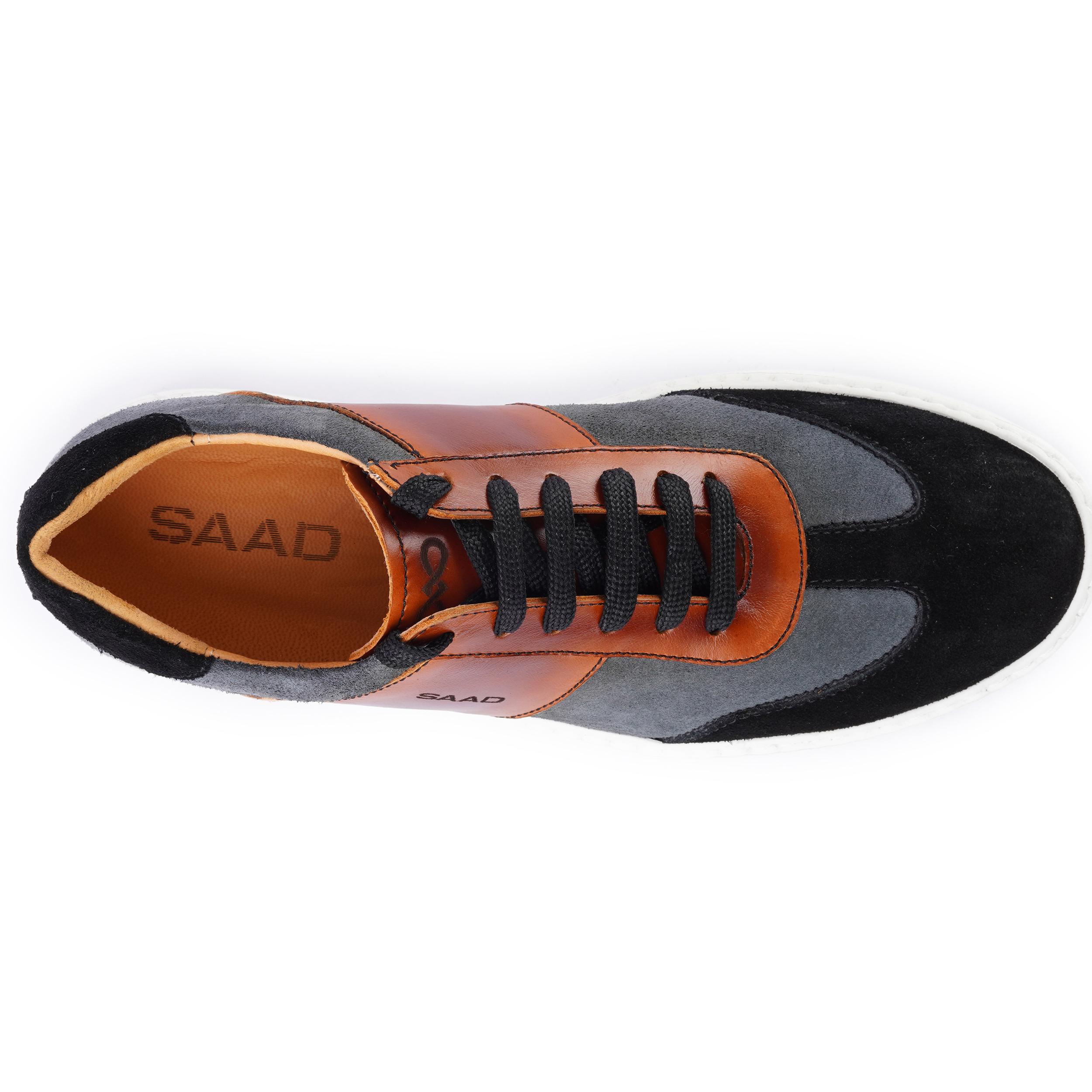 کفش روزمره مردانه صاد کد YA1801