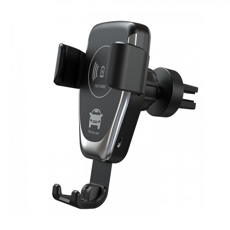 شارژر بی سیم و پایه نگهدارنده گوشی موبایل مدل C12