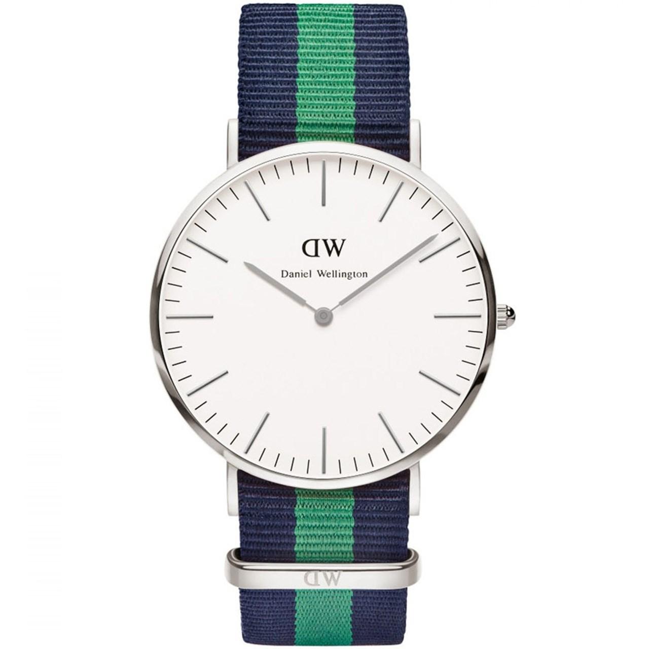 ساعت مچی عقربه ای مردانه دنیل ولینگتون مدل DW00100019