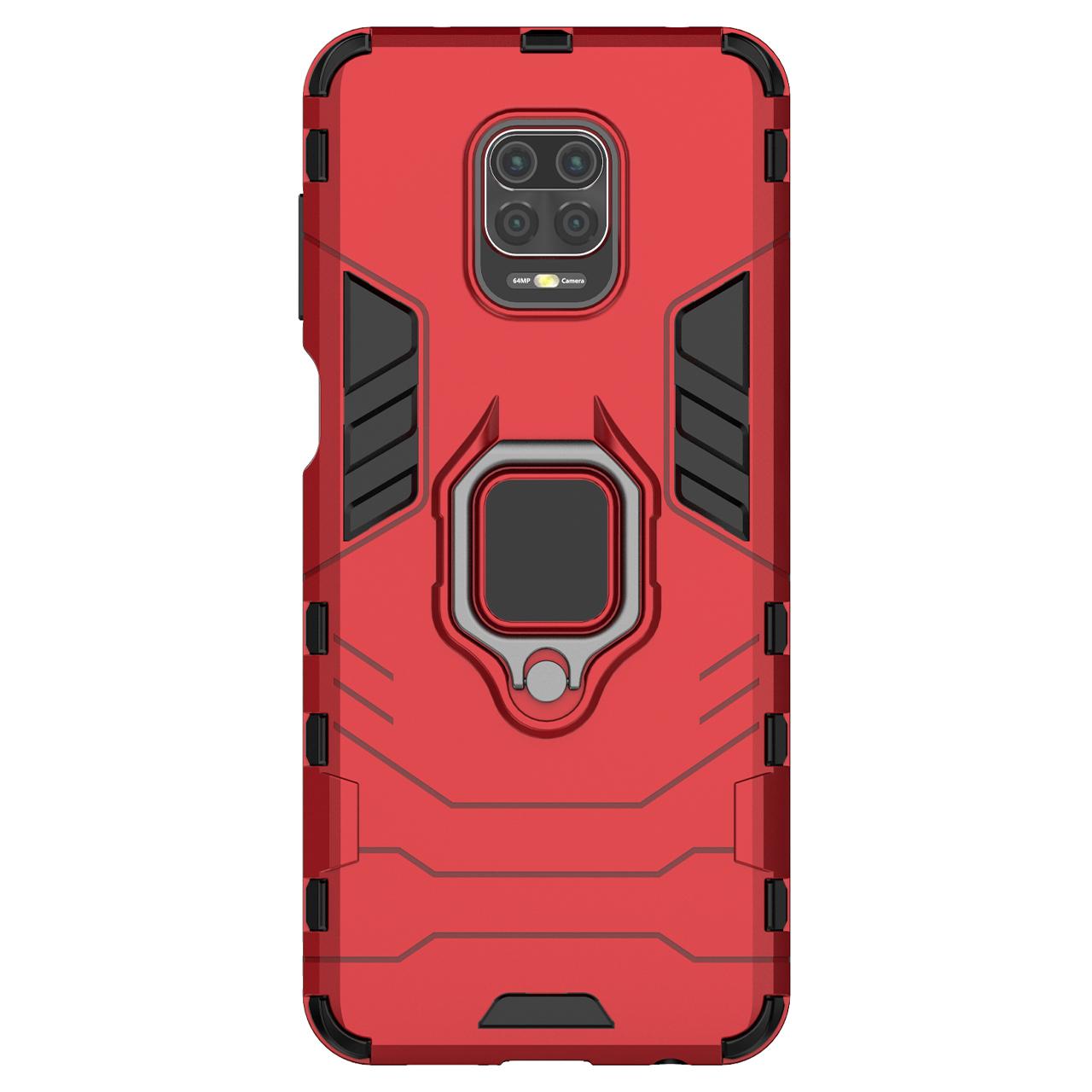 کاور مدل DEF02 مناسب برای گوشی موبایل شیائومی Redmi Note 9S / Redmi Note 9 Pro / Redmi Note 9 Pro Max