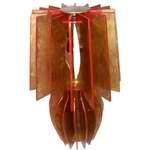 آباژور چوبی مدل شبکه ای