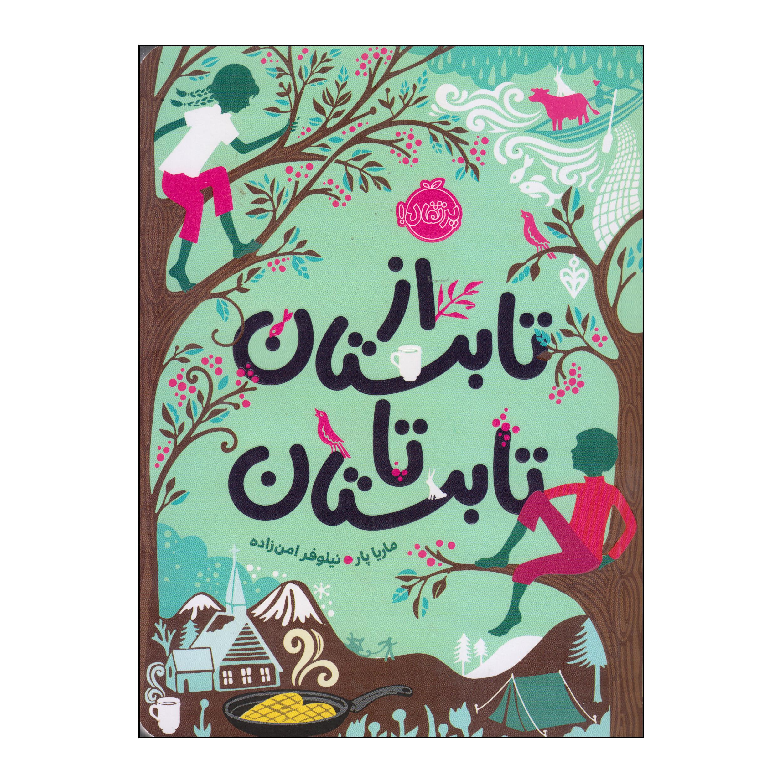 خرید                      کتاب از تابستان تا تابستان اثر ماریا پار انتشارات پرتقال
