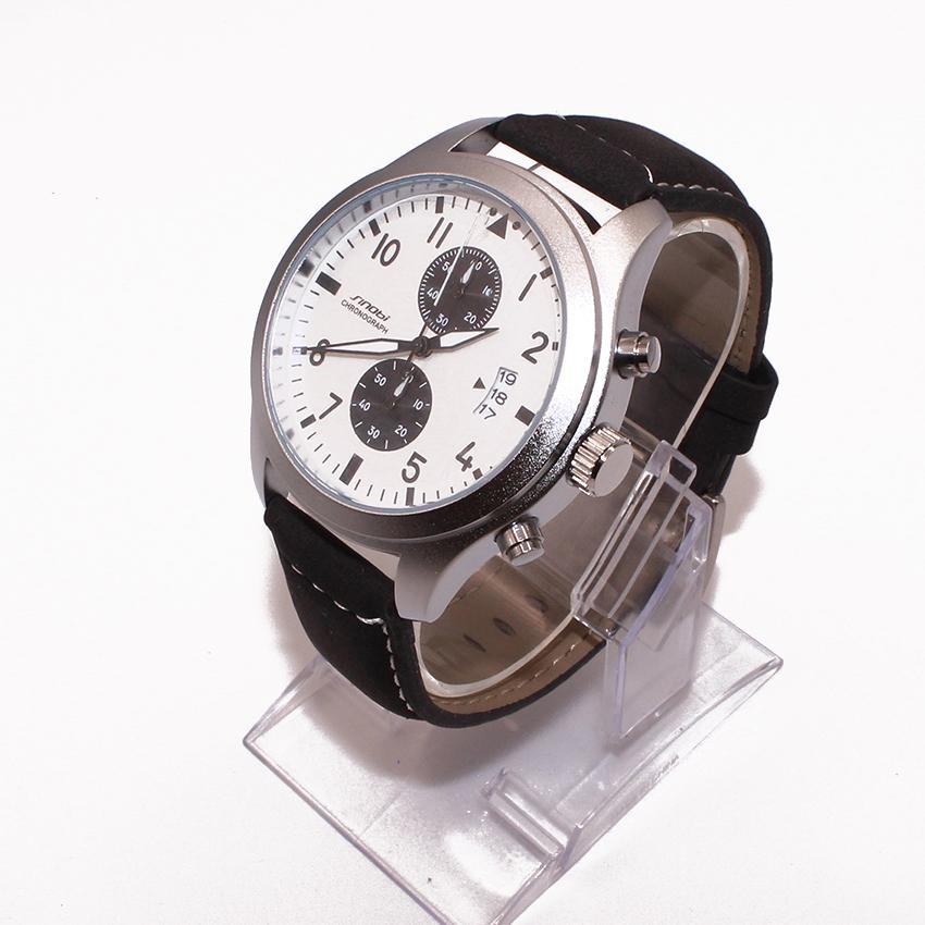 کد تخفیف                                      ساعت مچی عقربه ای مردانه سینوبی مدل S9662G WH