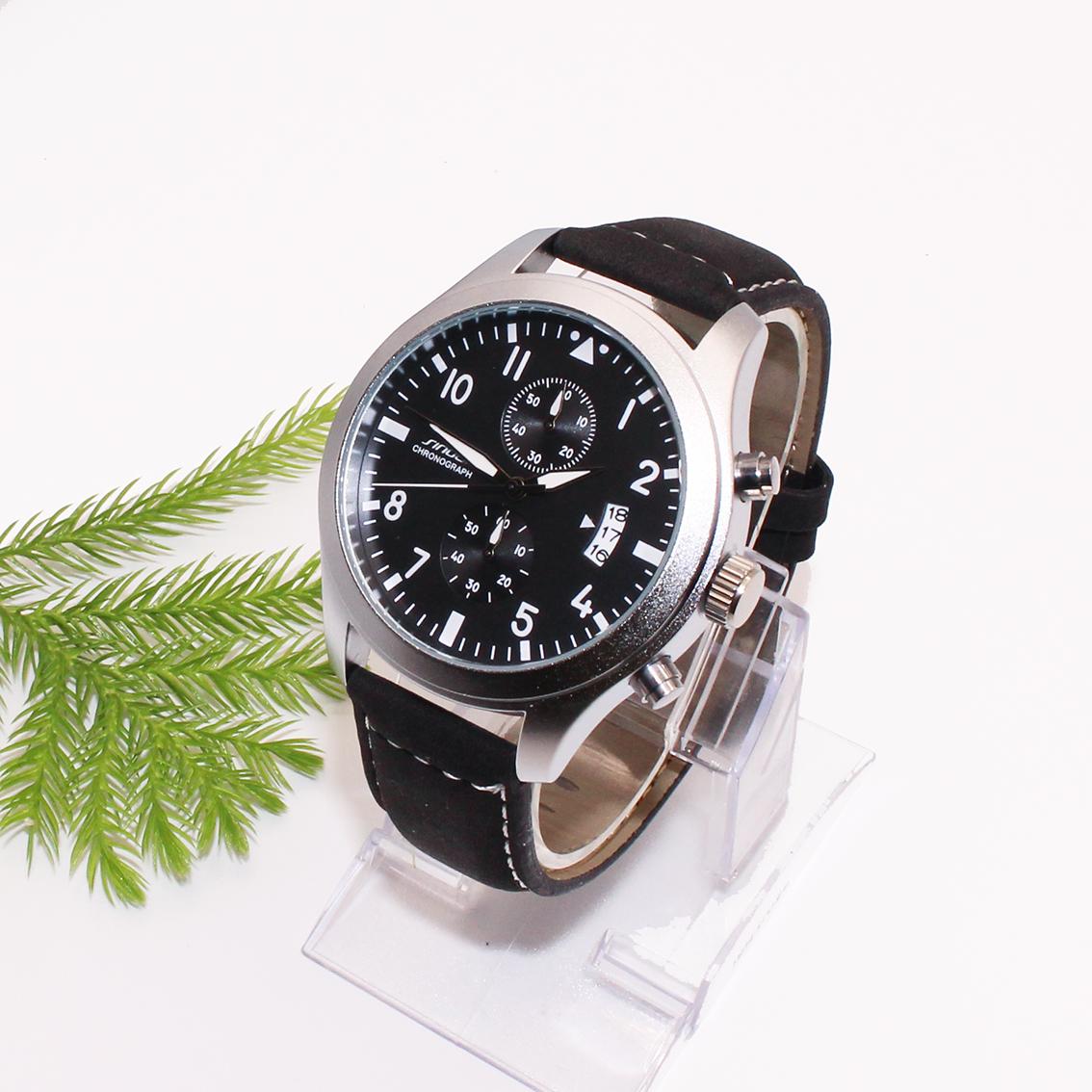 کد تخفیف                                      ساعت مچی عقربه ای مردانه سینوبی مدل S9662G  BLC