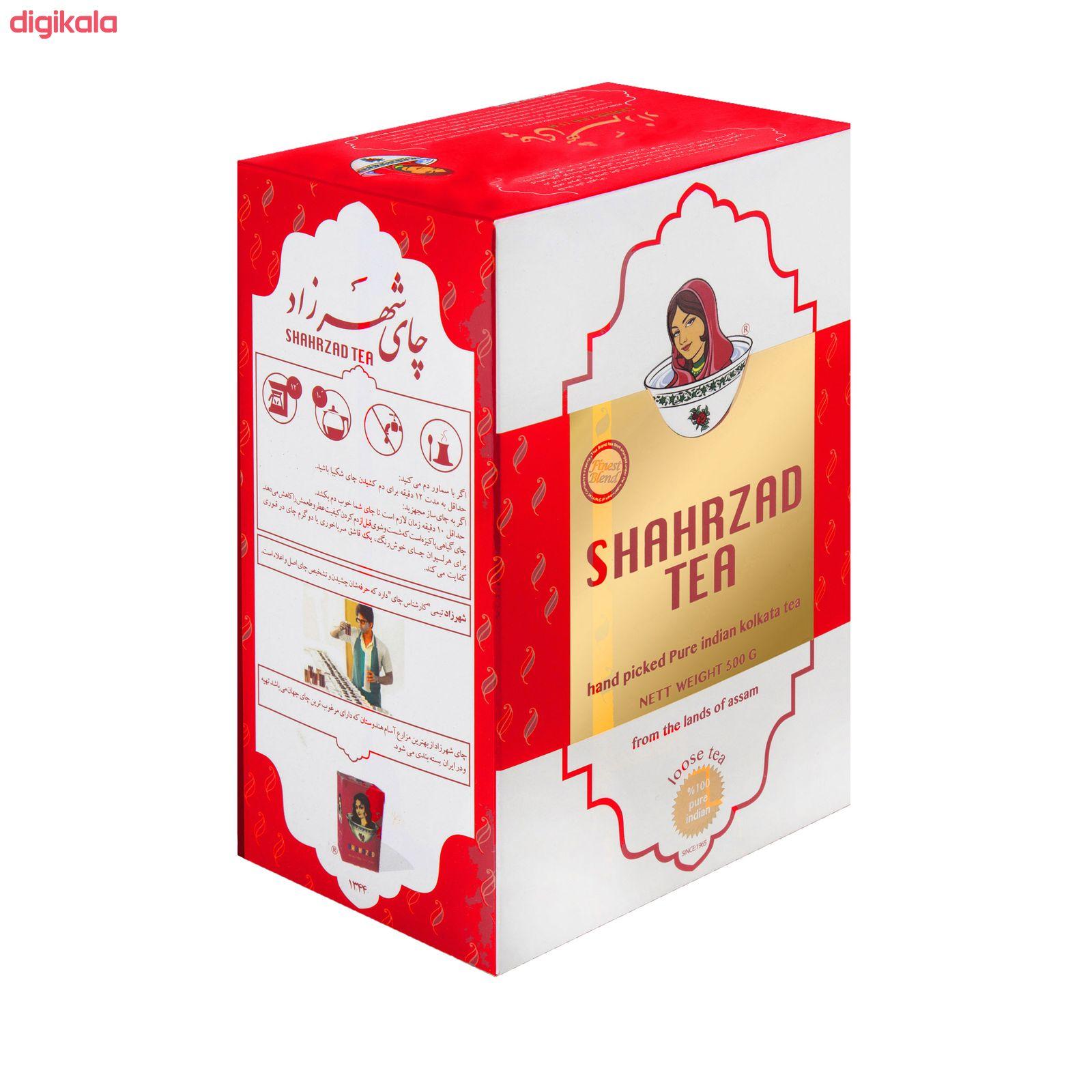 چای کلکته هندوستان شهرزاد - 400 گرم main 1 1