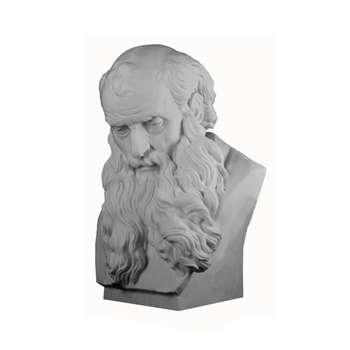 مجسمه طرح سقراط مدل x1016