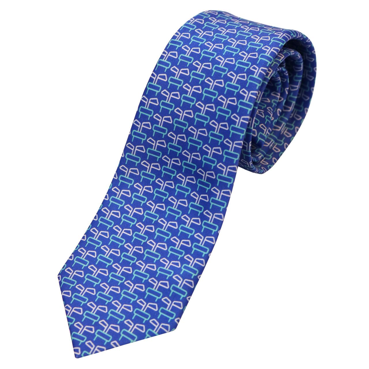 کراوات مردانه طرح گلف