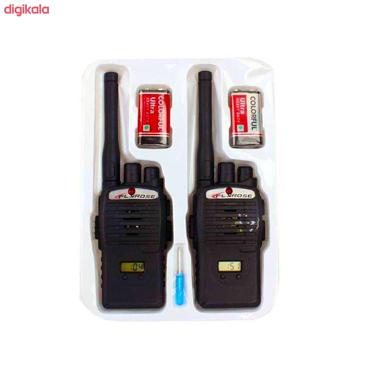 تاکی واکی مدل InterPhone NewFace main 1 1