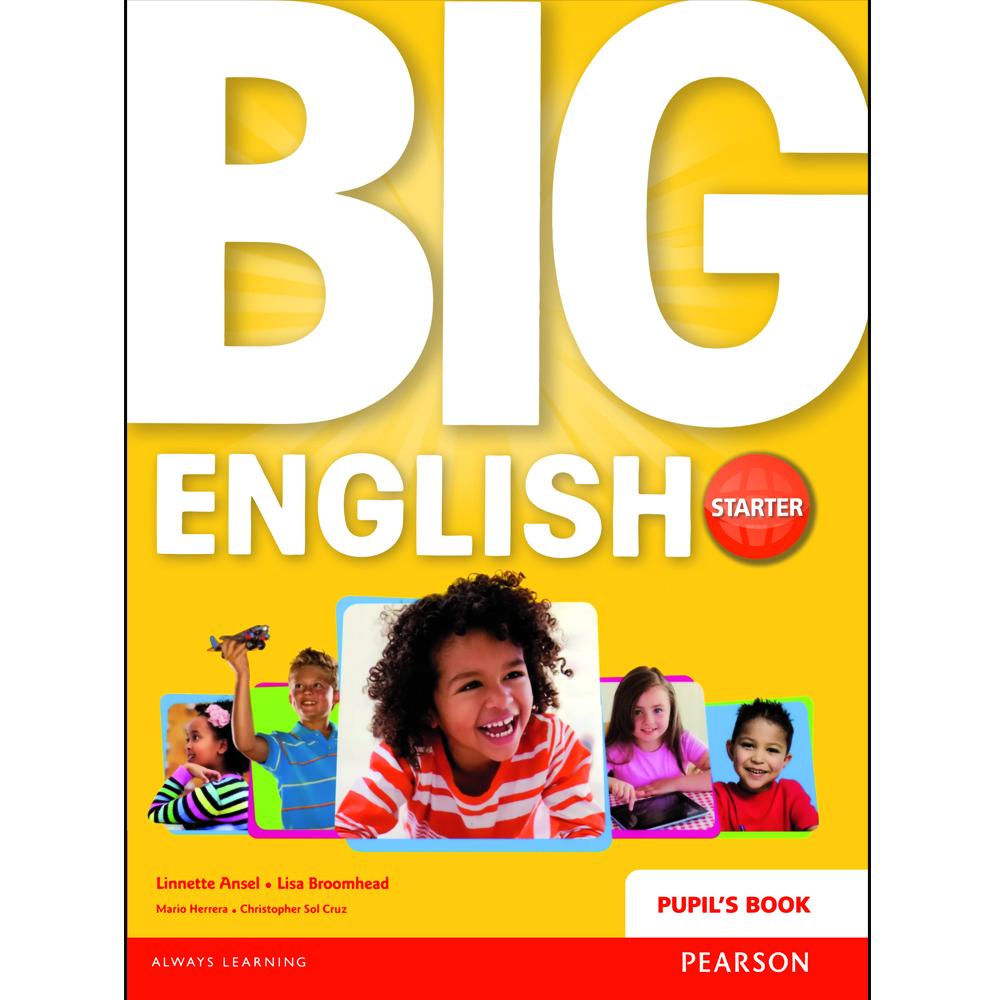 خرید                      کتاب BIG ENGLISH Starter اثر جمعی از نویسندگان انتشارات Pearson