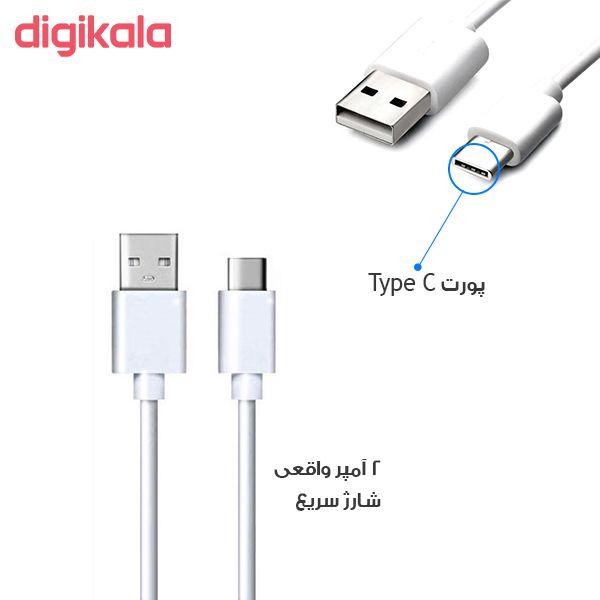 شارژر دیواری  مدل EP-TA200 به همراه کابل تبدیل USB-C main 1 3