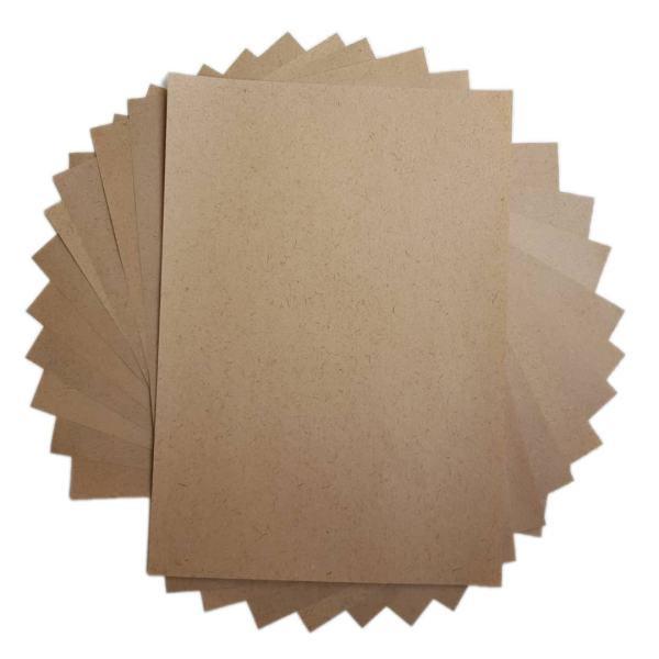 کاغذ کرافت کد A4-2030 بسته 50 عددی