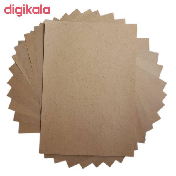 کاغذ کرافت کد A4-2030 بسته 50 عددی main 1 1