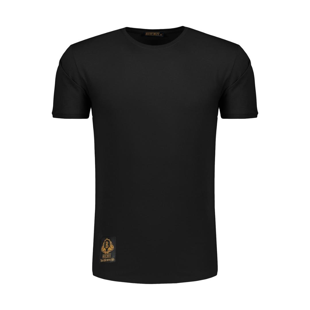 تی شرت آستین کوتاه مردانه بست بای کد 512-6