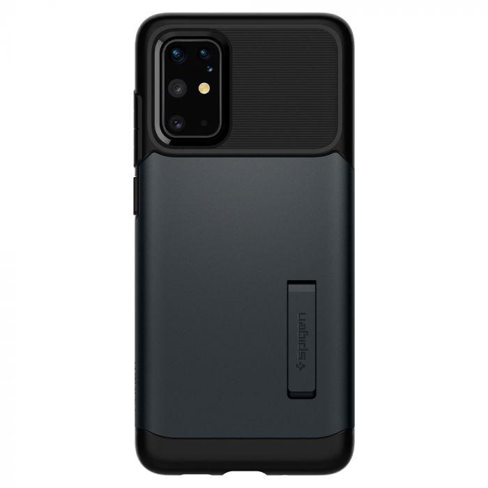 کاور اسپیگن مدل Slim Armor مناسب برای گوشی موبایل سامسونگ Galaxy S20 plus