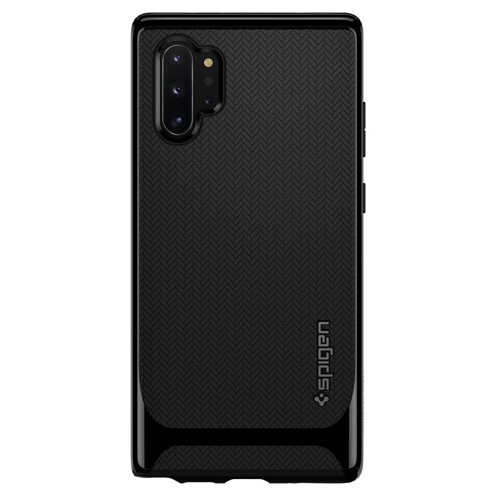 کاور اسپیگن مدل neo hybird مناسب برای گوشی موبایل سامسونگ Galaxy Note 10 plus