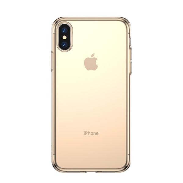کاور جی کیس مدل Electroplate مناسب برای گوشی موبایل اپل iPhone XS Max