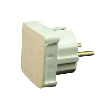 دوشاخه برق پژمان کد E01