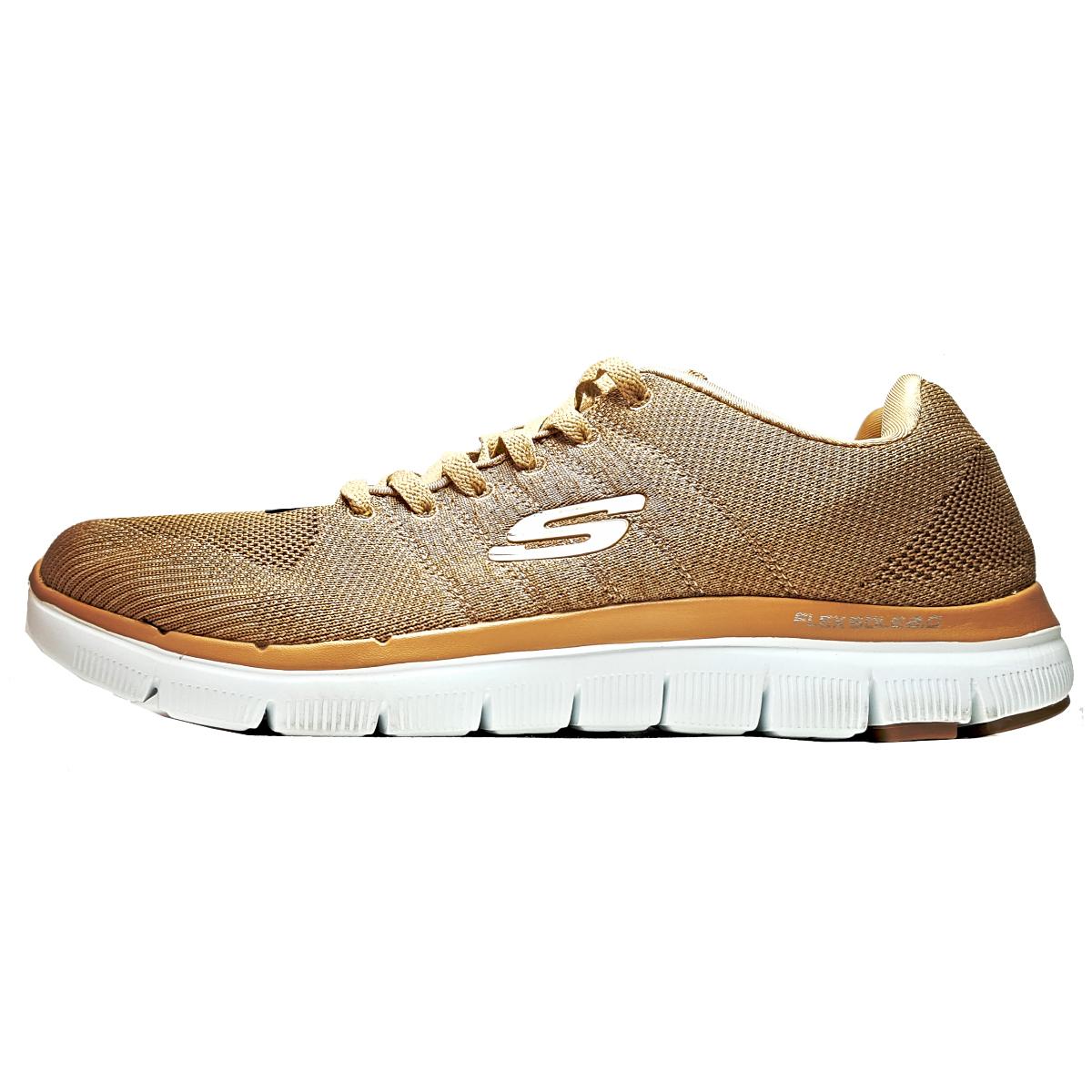 کفش مخصوص پیاده روی مردانه اسکچرز مدل flex advantage 2.0 - missing link