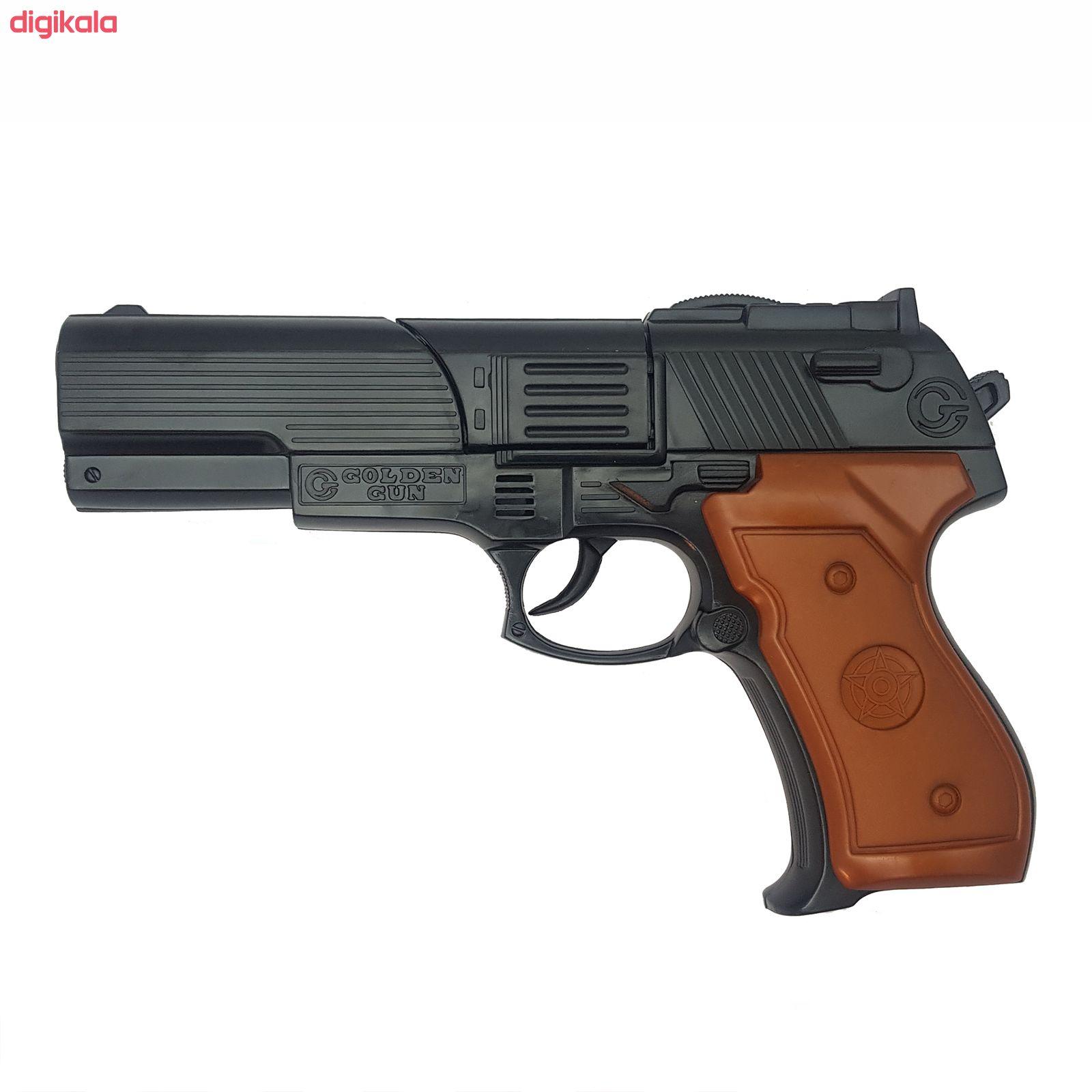 تفنگ اسباب بازی گلدن گان مدل naabsell32 main 1 1