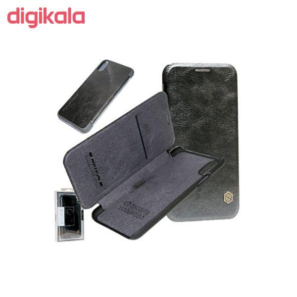 کیف کلاسوری نیلکین مدل Qin مناسب برای گوشی موبایل اپل Iphone X/XS main 1 2