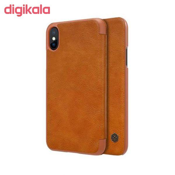 کیف کلاسوری نیلکین مدل Qin مناسب برای گوشی موبایل اپل Iphone X/XS main 1 4