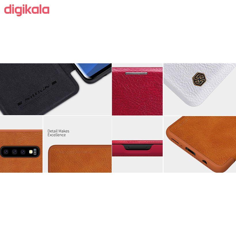کیف کلاسوری نیلکین مدل Qin مناسب برای گوشی موبایل اپل Iphone X/XS main 1 10