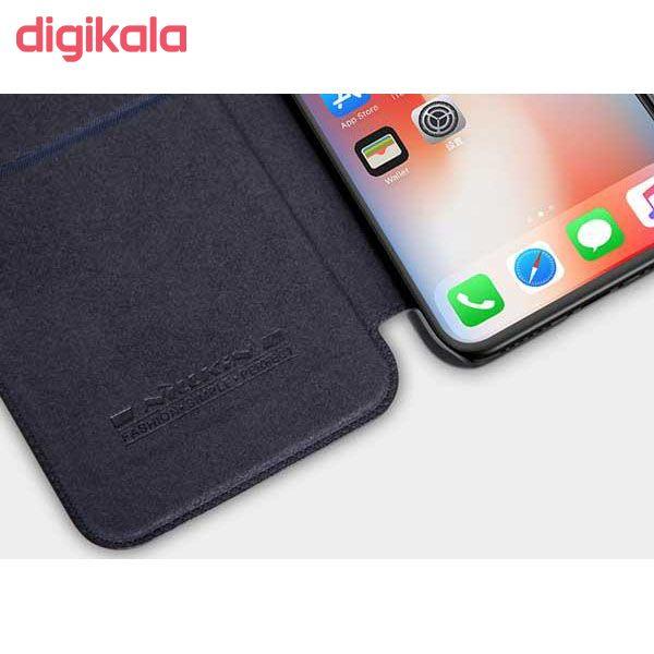 کیف کلاسوری نیلکین مدل Qin مناسب برای گوشی موبایل اپل Iphone X/XS main 1 8