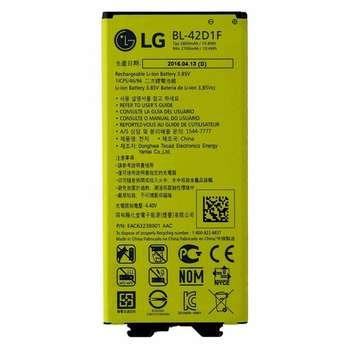 باتری موبایل مدل BL42D1F ظرفیت 2800 میلی آمپرساعت مناسب برای گوشی موبایل ال جی G5