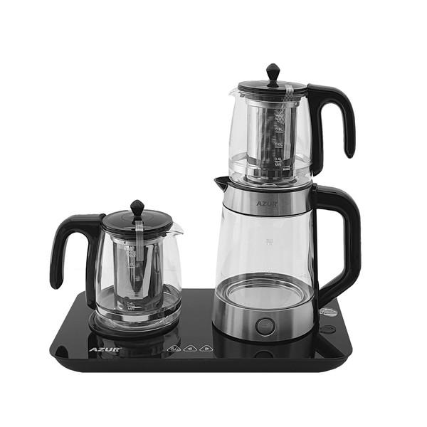 چای ساز آزور مدلAz-631tm