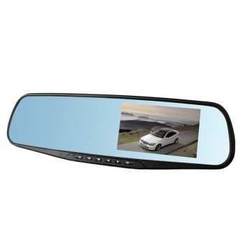 آینه مانیتور دار خودرو مدل D01