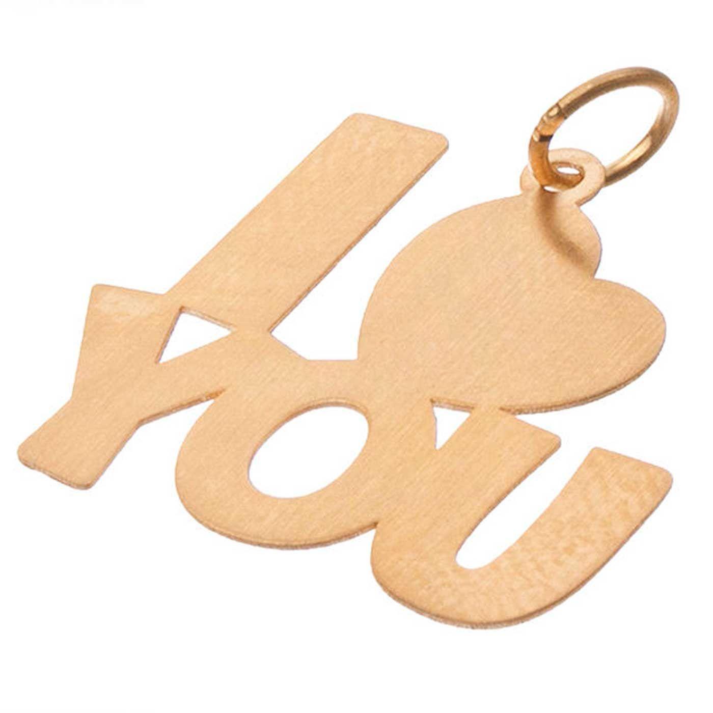 آویز گردنبند طلا 18 عیار زنانه کانیار گالری کد PE103 -  - 1