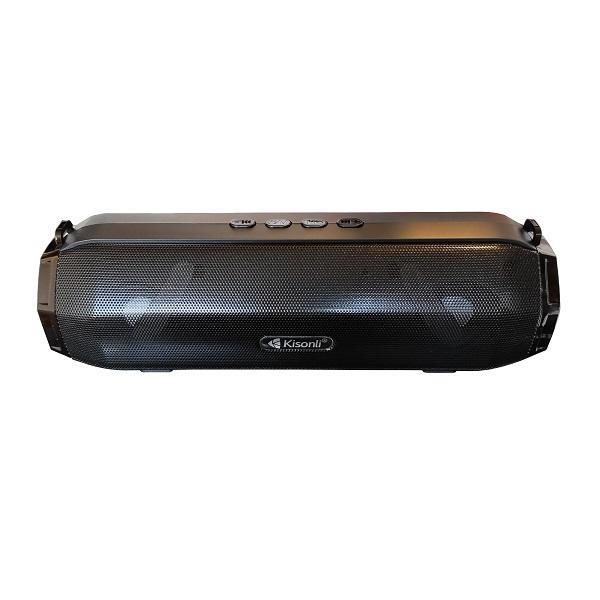 اسپیکر بلوتوثی قابل حمل کیسونلی مدل LED-903