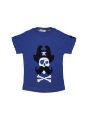 ست تیشرت و شلوارک پسرانه طرح دزد دریایی کد ۱۴۳۲ -  - 3