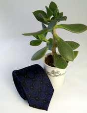 ست کراوات و دستمال جیب و دکمه سر دست مردانه کد 438 -  - 3