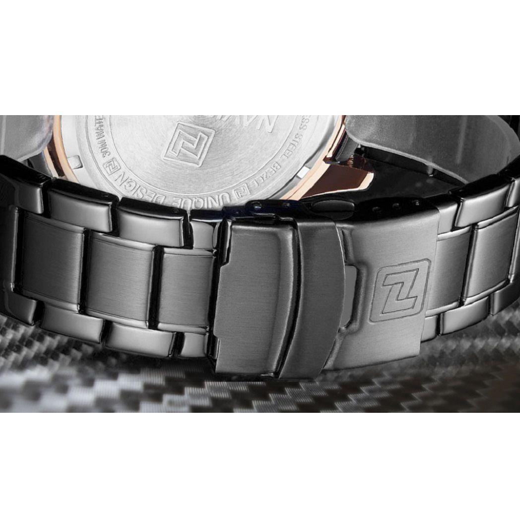 ساعت مچی عقربه ای مردانه نیوی فورس مدل  NF9157 RGB  -  - 9