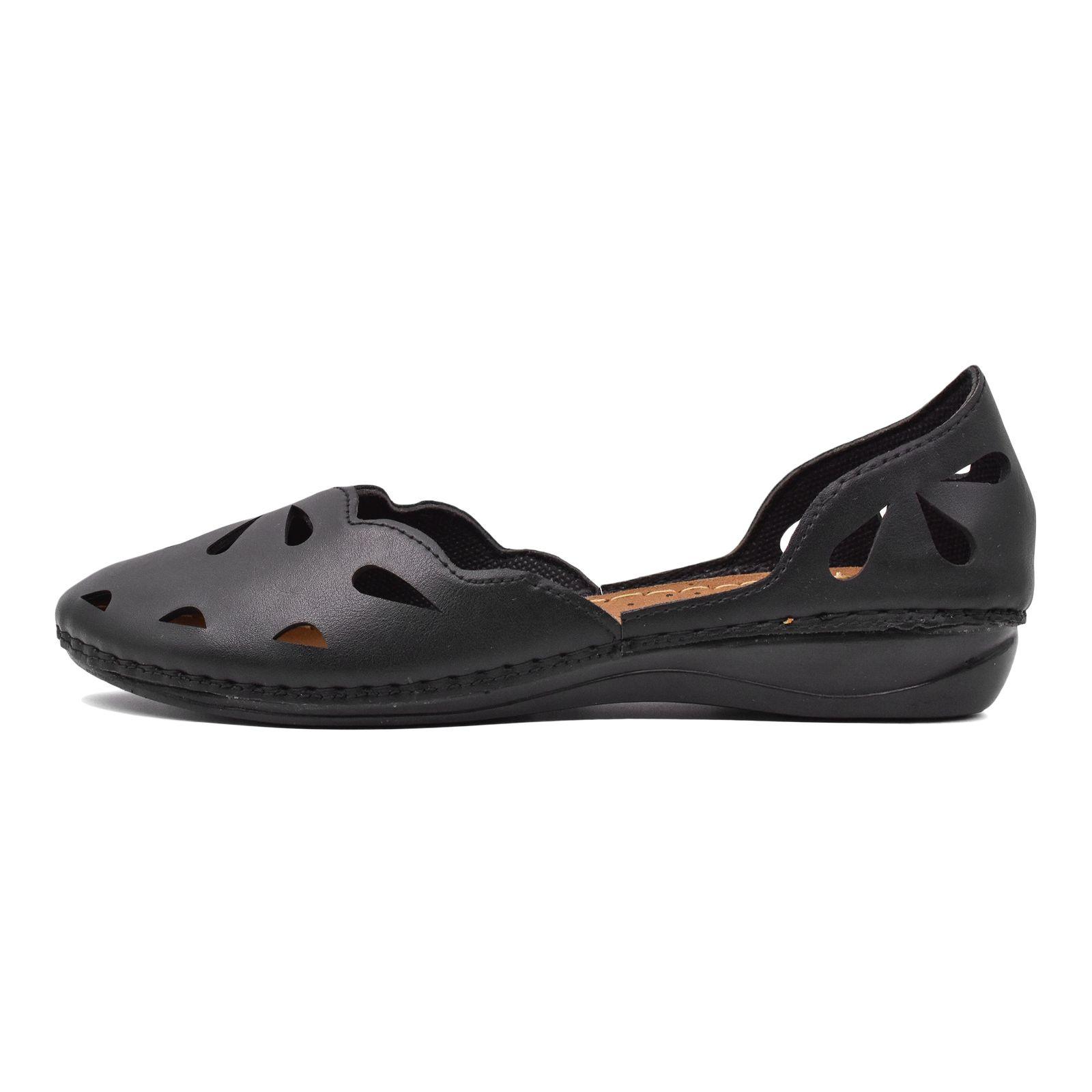 کفش زنانه شهپر مدل رویا 109 کد 7187 -  - 2