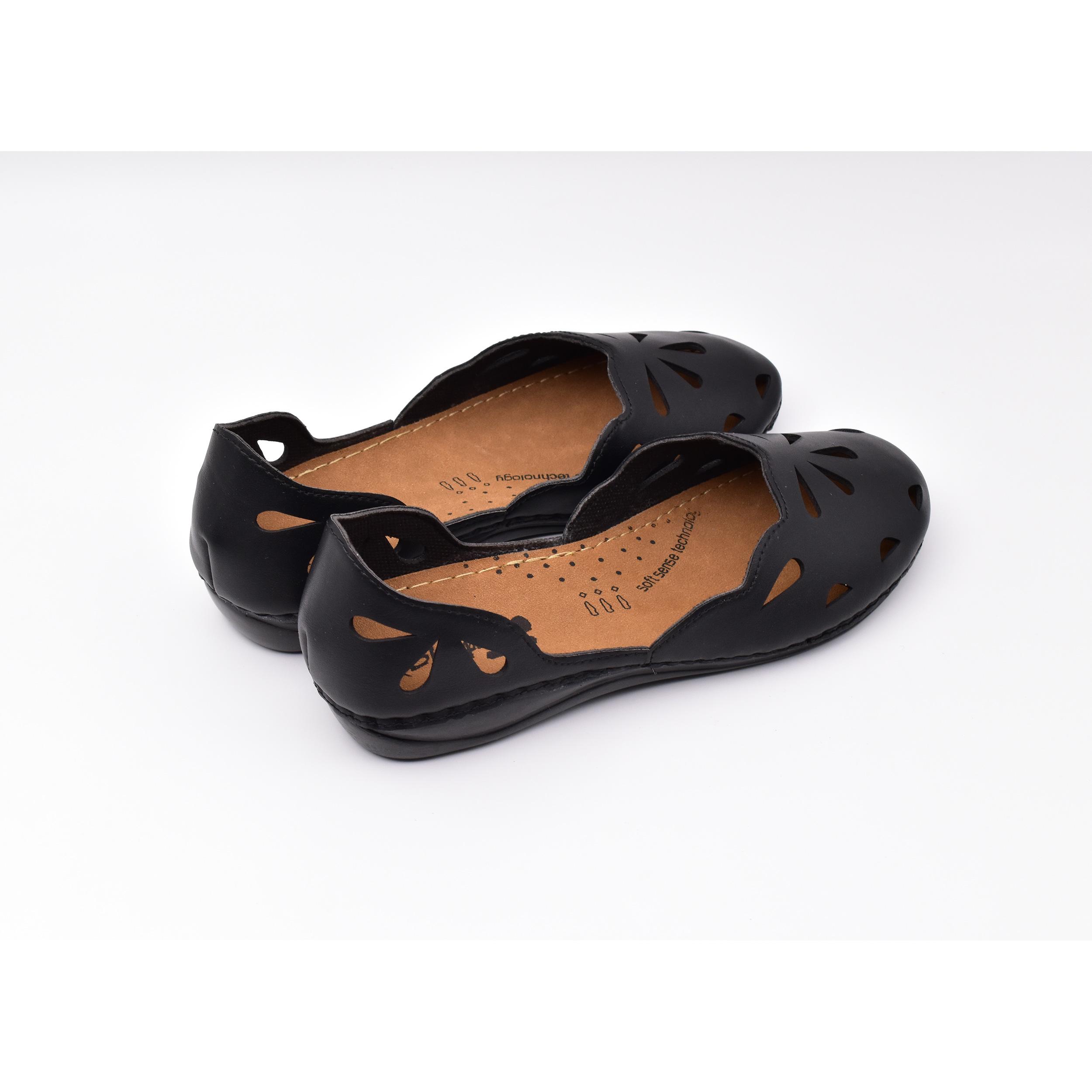 کفش زنانه شهپر مدل رویا 109 کد 7187 main 1 3