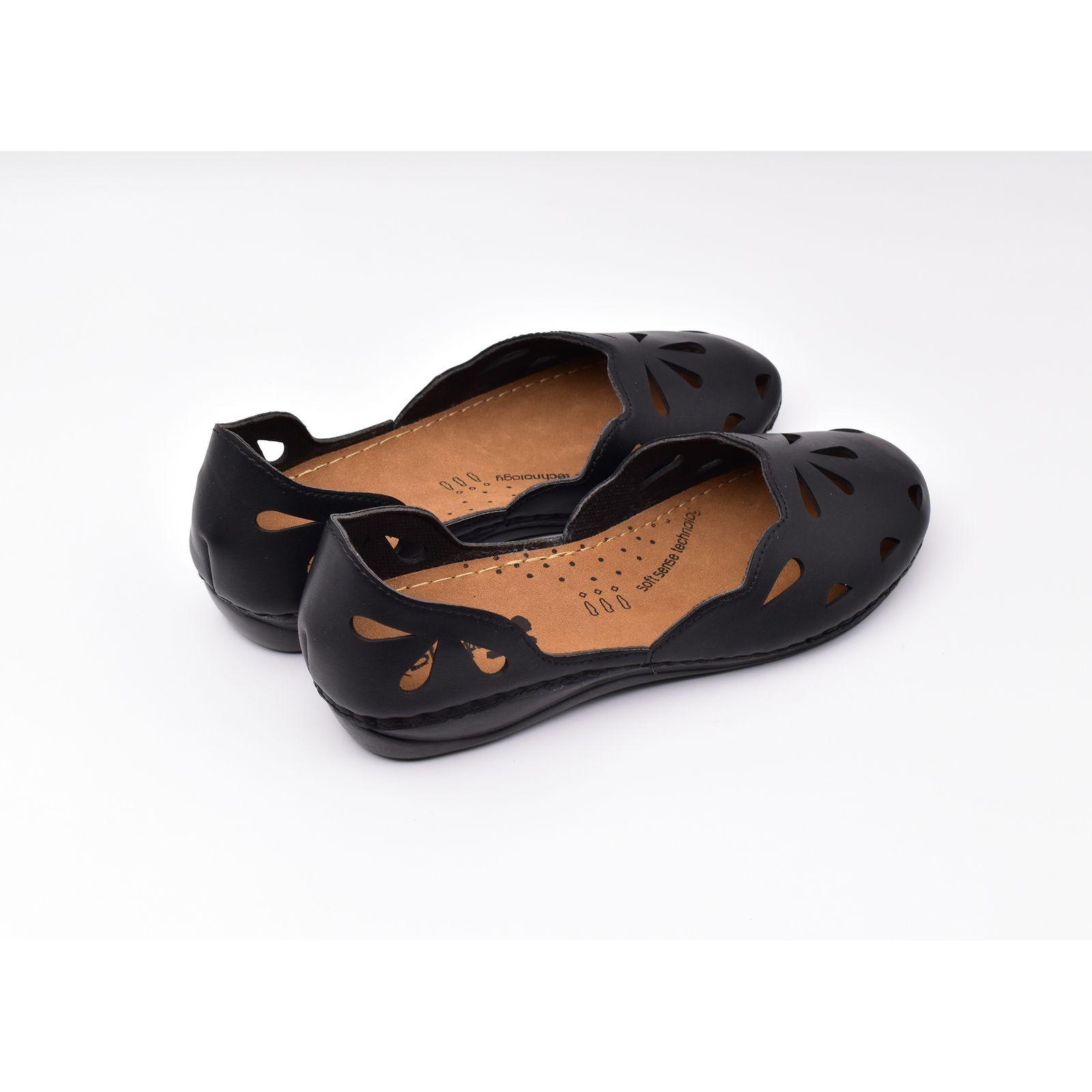 کفش زنانه شهپر مدل رویا 109 کد 7187 -  - 5