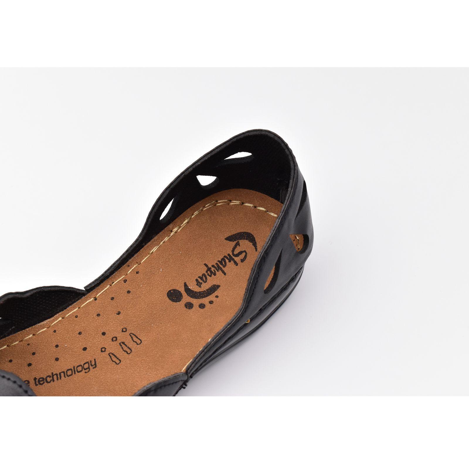 کفش زنانه شهپر مدل رویا 109 کد 7187 -  - 7