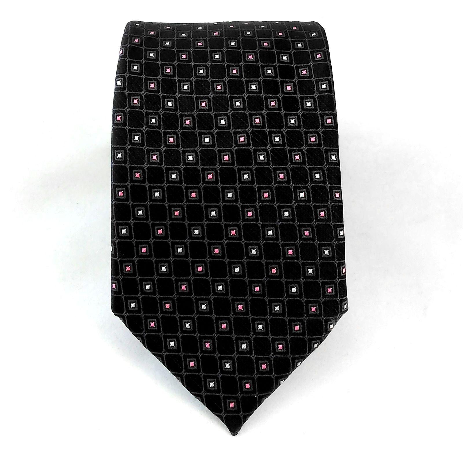 ست کراوات و دستمال جیب و دکمه سر دست مردانه کد 434 -  - 5