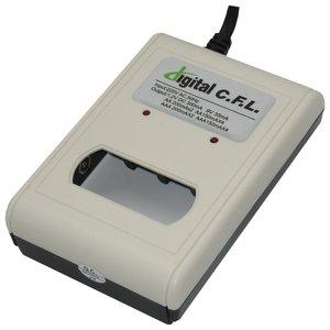 شارژر باتری دیجیتال سی اف ال مدل DET-203C