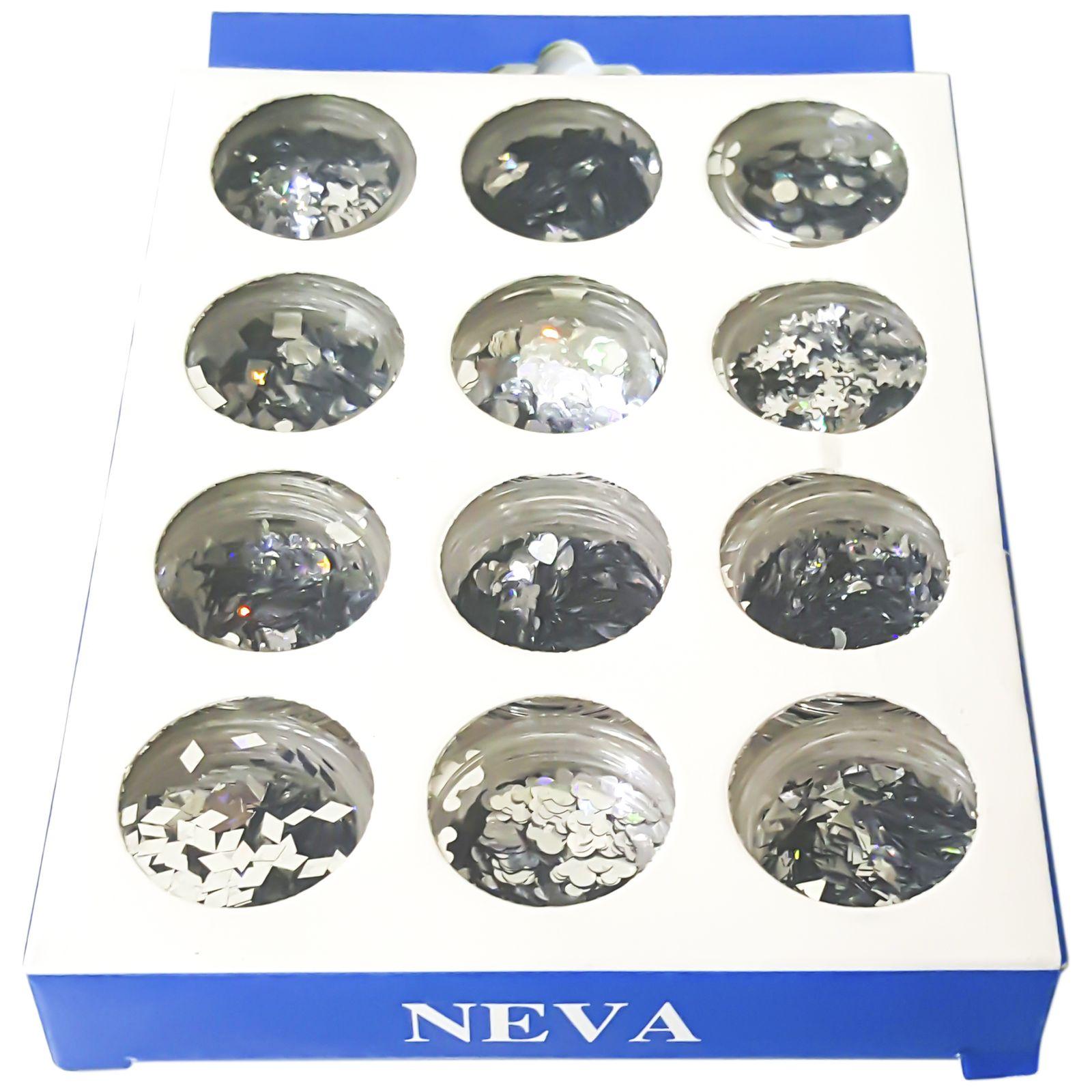 مجموعه دیزاین ناخن نوا مدل ND-03 -  - 3