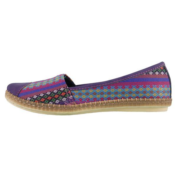 کفش روزمره زنانه طرح سنتی کد fc510