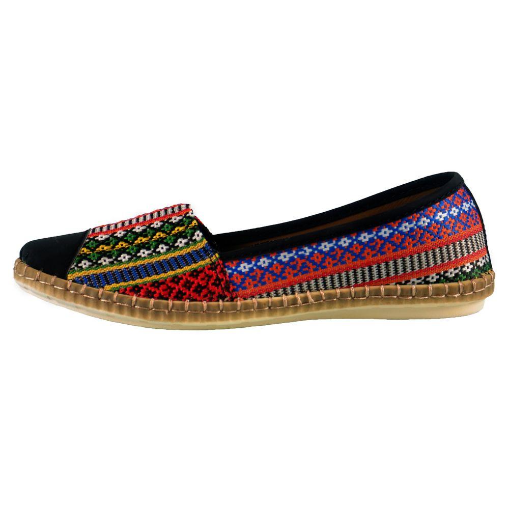 کفش روزمره زنانه طرح سنتی کد dh970