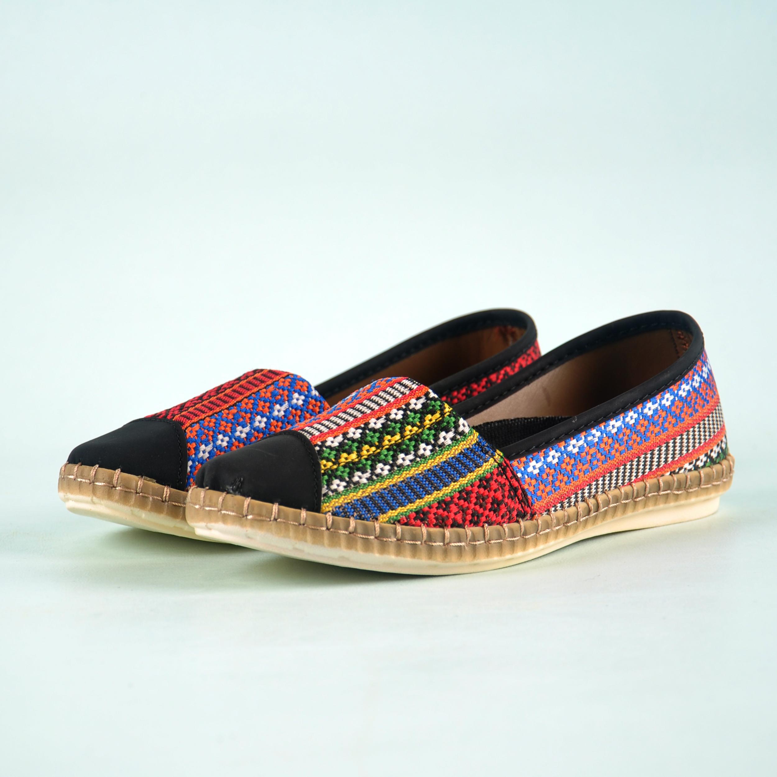 کفش روزمره زنانه طرح سنتی کد dh970 -  - 4